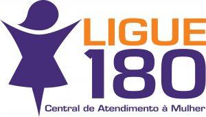 Logotipo do Ligue 180