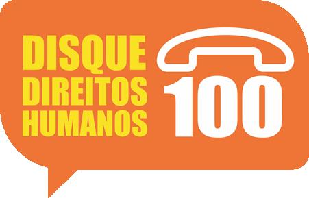 Logotipo do Disque 100